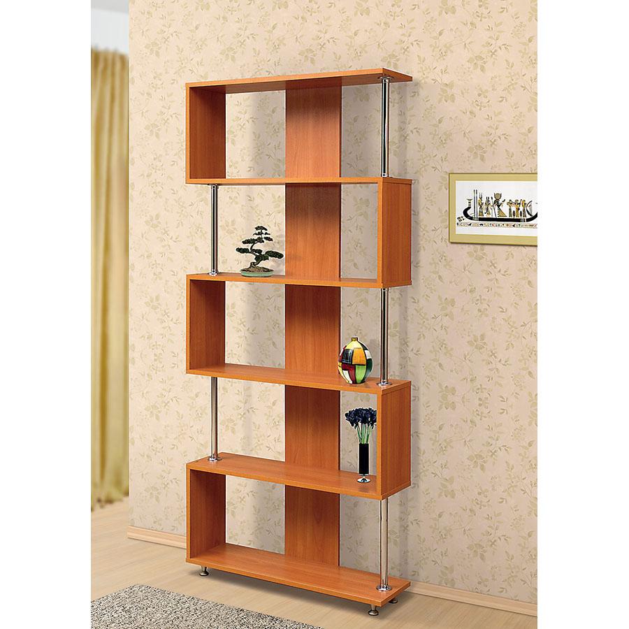 Стеллаж 2 аджио - интернет-магазин доступная мебель.